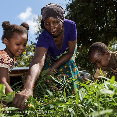 Better Technology = Better Farming. Photo: Tyler Jones for USAID