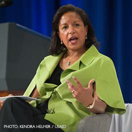 Global Health. Photo:   Kendra Helmer / USAID