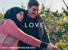Love. Photo: 