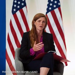 Governance. Photo: Kendra   Helmer / USAID