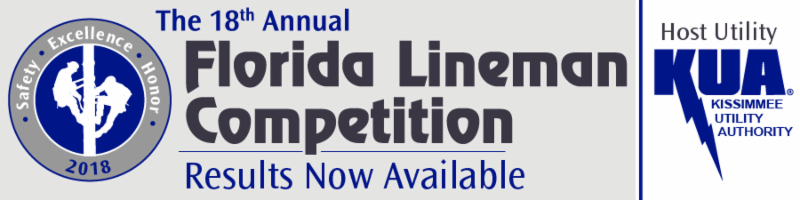 18th Annual Florida Lineman Competition