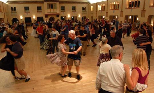 Dance image for Inaugural Ball 2009