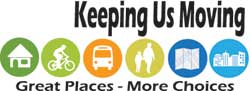 Keeping Us Moving Logo