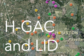 H-GAC and LID Map