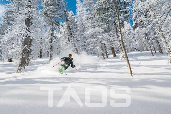 Taos Wild West Glade