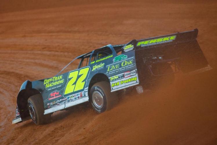 Chris Ferguson WINS First Lucas Oil Late Model Dirt Series Event and ...
