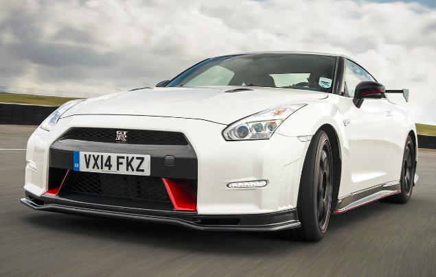 PFC Brakes has Nissan GTR pads and rotors in stock