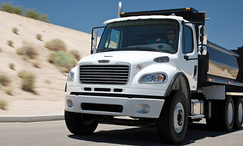 PFC Brakes provides Freightliner medium duty rotors and pads