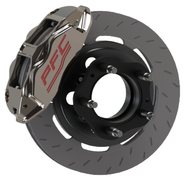 PFC Brakes Super Late Model ZR94 Package Zero Drag