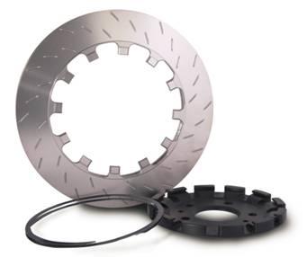 PFC Brakes has 2011 Nissan GTR 405mm V3 Rotors in stock