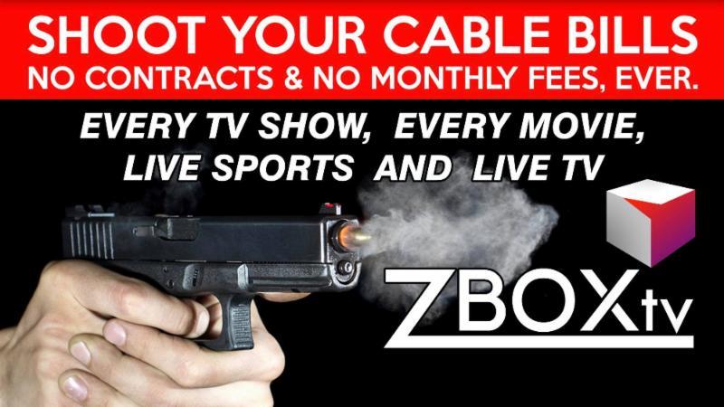 ZBoxTV Fanatic 5 1 Pre-sale