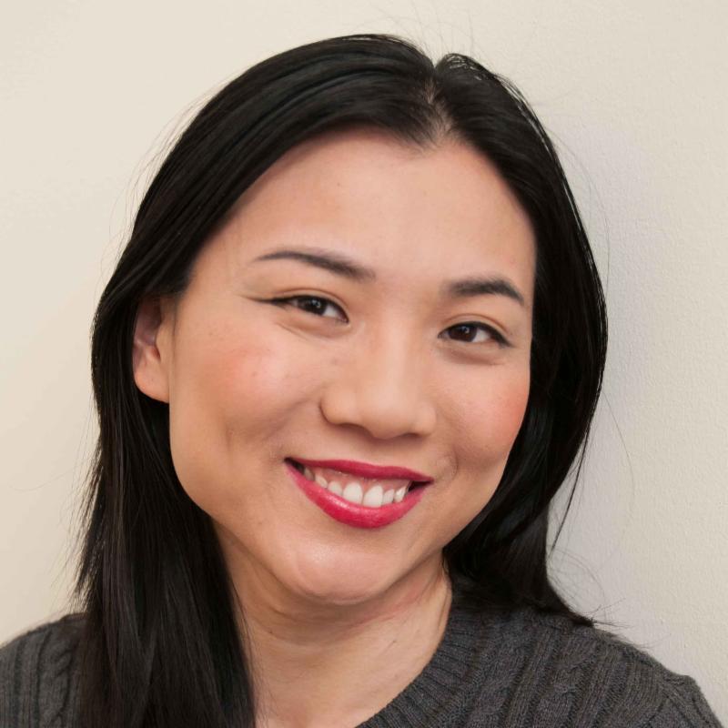 Clara Fang headshot