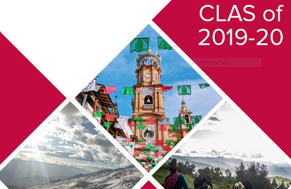 CLAS Annual Report cover