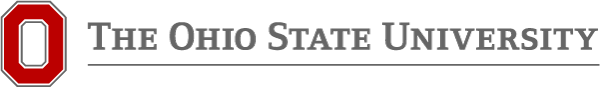 Ohio State Horizontal Logo RGB