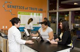 Genetics of Taste Lab