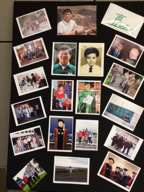 showing 1st image of The Beatitudes And A Funeral Mass Homily Remembering Lúcás (Yiu Sing Luke) Chan, S.J. - Catholic ...