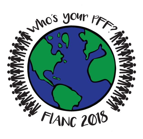 FLANC 2018 logo
