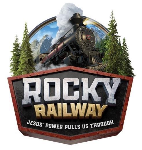 Rocky Railway Logo