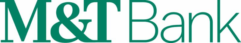 M_T Bank green logo