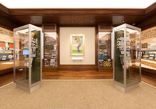 USGA Museum celebrates opening  of Jack Nicklaus Room