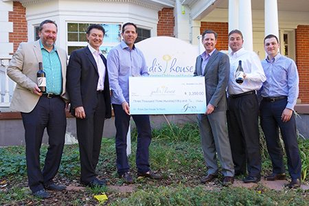 jacks house foundation