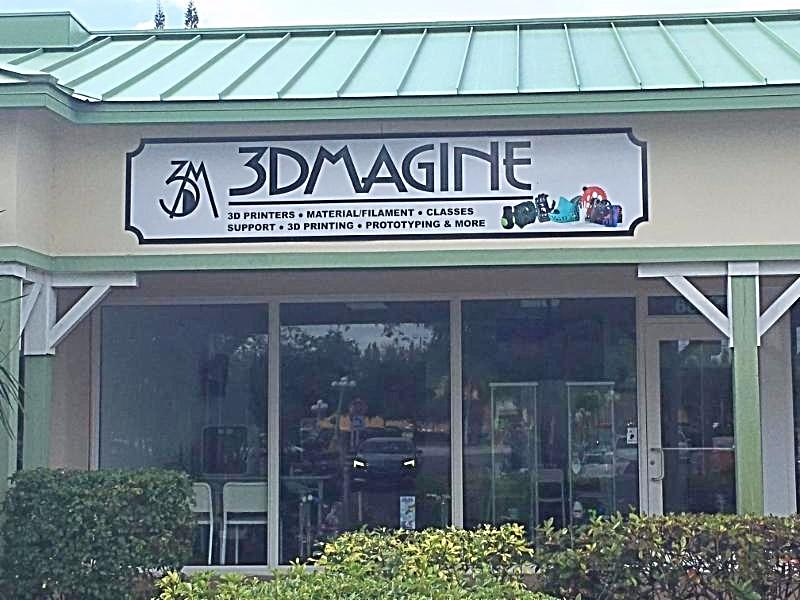 3DMAGINE Retail Store Picture