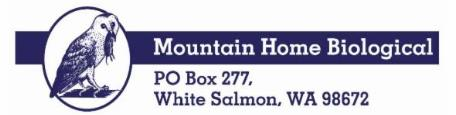 Mountain Home Biological Logo