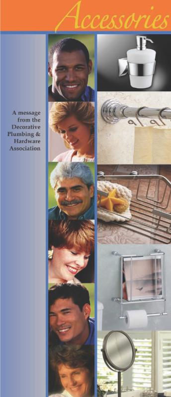 Cover of DPHA Accessories brochure