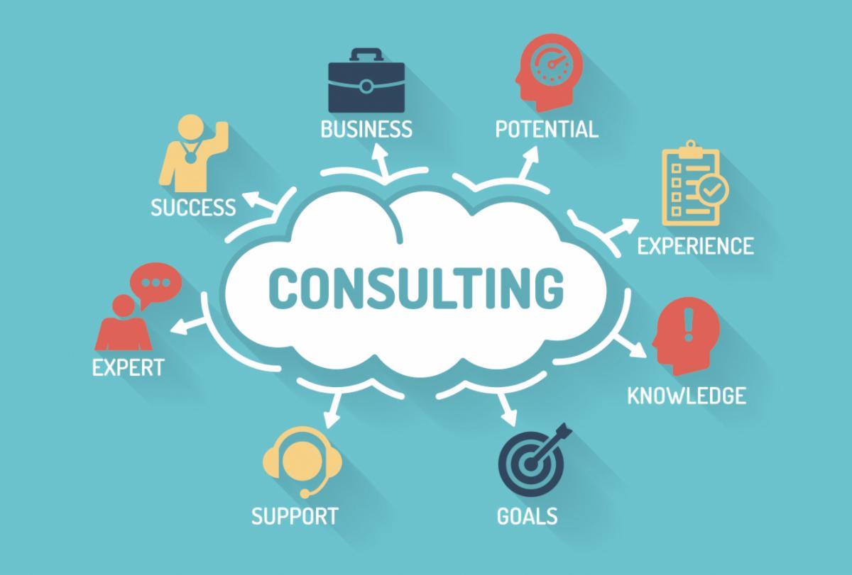 consulting webinar icon
