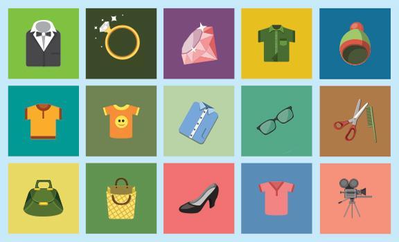 fashion webinar icon