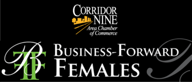 Corridor Nine Welcomes Business Forward Females