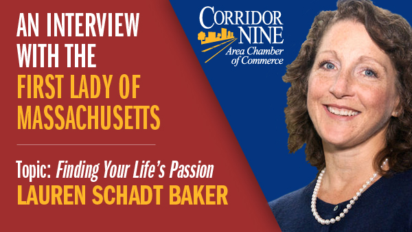 An Interview with First Lady of Massachusetts