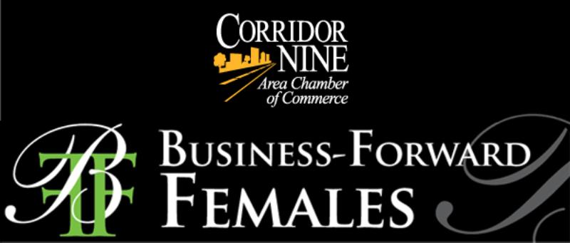 Corridor Nine Welcomes Business Forward Females