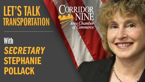 Lets Talk Transportation With Secretary Stephanie Pollack