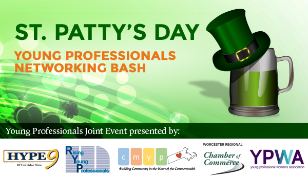 St. Patrick's Day Young Professional Networking Bash