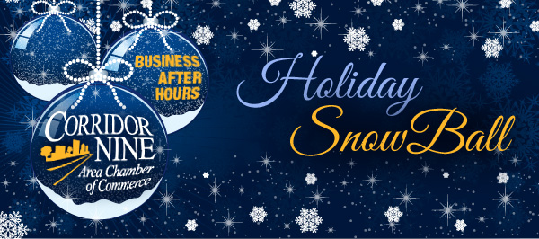 C9 Business After Hours Snow Ball