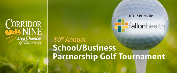 30th Annual School-Business Partnership Golf Tournament