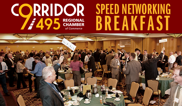 Corridor Nine - Speed Networking Breakfast