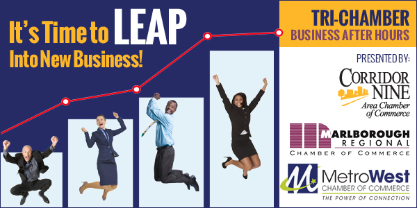 It's Time to Leap into New Business!