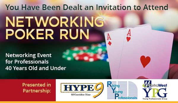 Networking Poker Run
