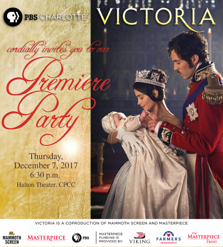 Victoria enews invite