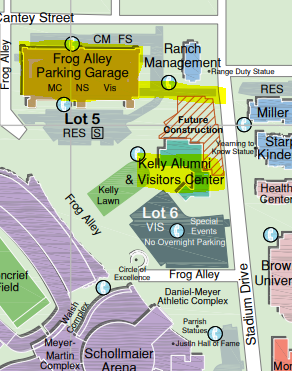 Frog Alley