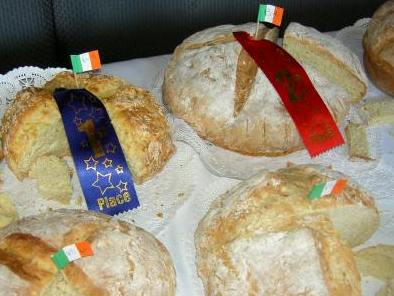 2011 Irish Week Soda Bread