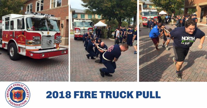 Fire Truck Pull