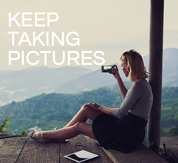 Making memories - Keep taking pictures Order Photo Prints Online