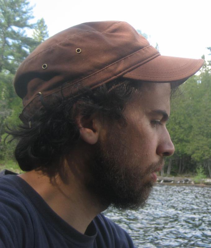 Photo of Aaron Kreuter.