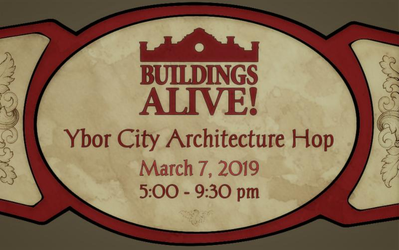 Buildings Alive 2019 Temp Logo