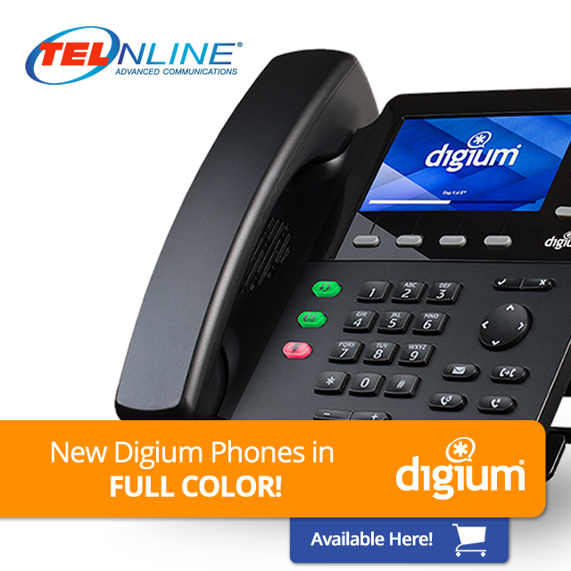 Next Generation Digium Phones