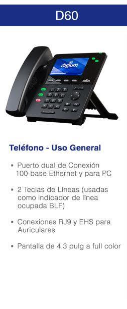 Digium Phone D60