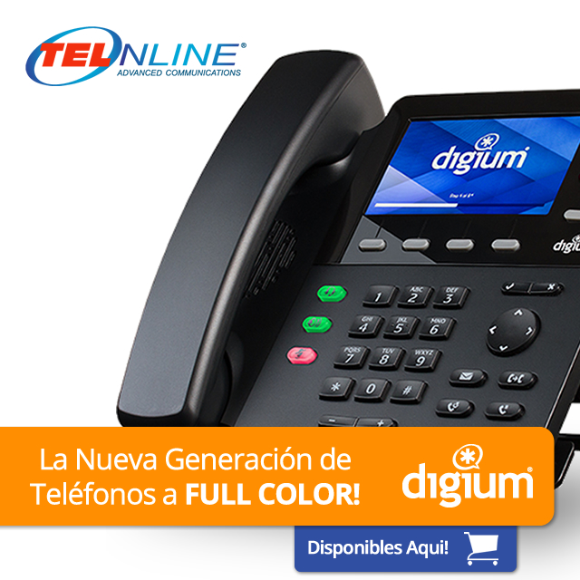 Telefonos Digium